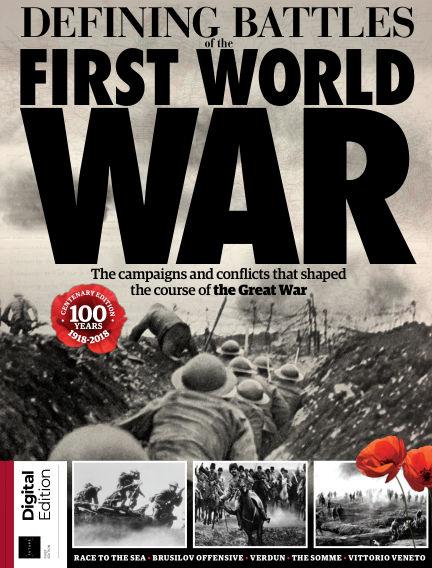 History of War - Defining Battles of the First World War