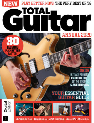 Total Guitar Annual 2020