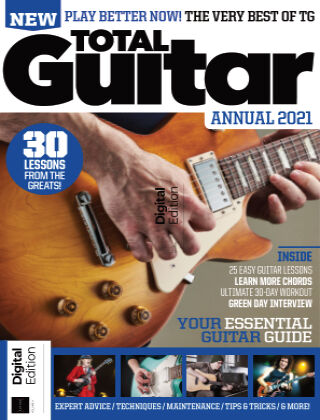 Total Guitar Annual 2021