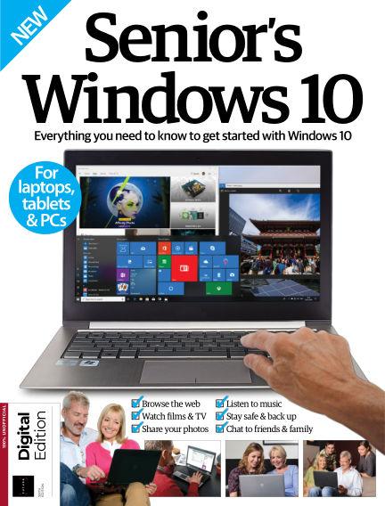 Senior's Edition Windows 10