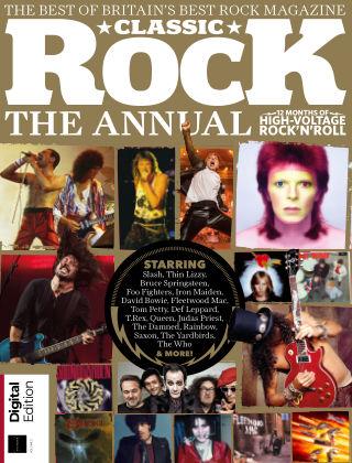 Classic Rock Annual 2019 Edition