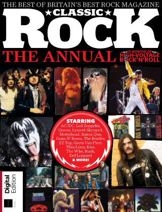 Classic Rock Annual 2020 Edition