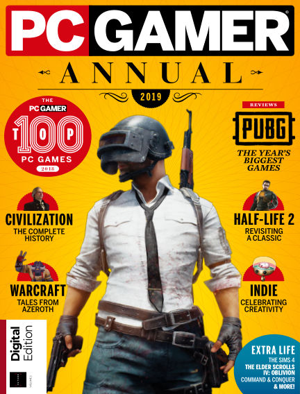 PC Gamer Annual  December 05, 2018 00:00