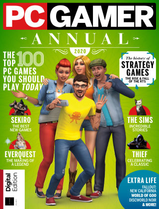 PC Gamer Annual  2020 Edition