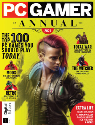 PC Gamer Annual  2021 Edition