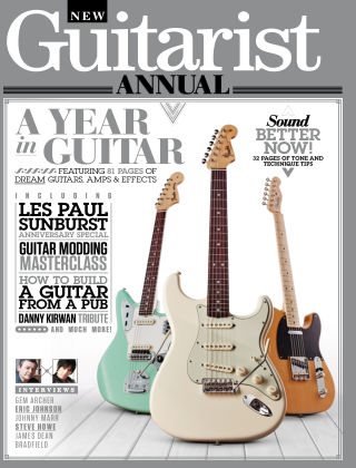 Guitarist Annual Volume 2