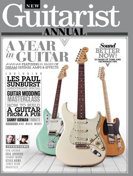 Guitarist Annual