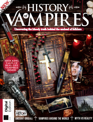 All About History - History of Vampires 2nd Edition