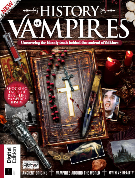 All About History - History of Vampires November 13, 2019 00:00