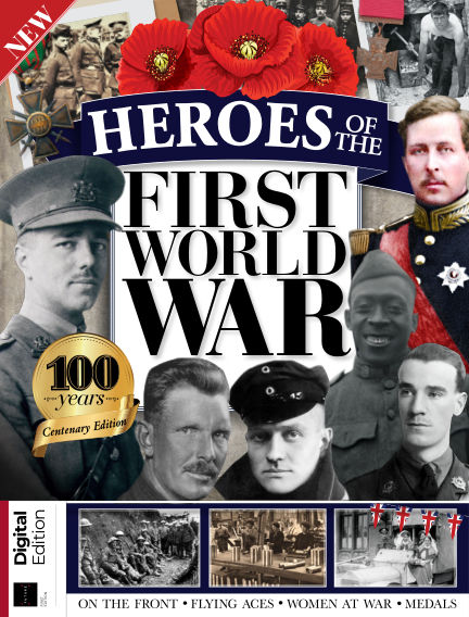 All About History - Heroes of the First World War December 09, 2018 00:00
