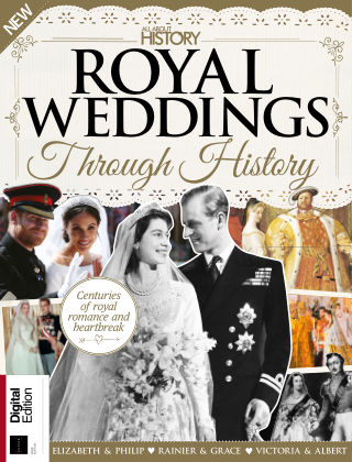 All About History - Royal Weddings Through History 1st Edition