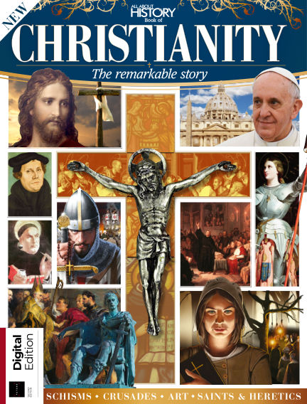 All About History - Book of Christianity