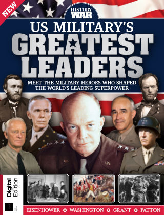 History of War - US Military's Greatest Leaders 1st Edition
