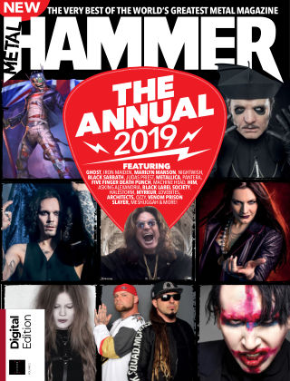The Metal Hammer Annual 2nd Edition
