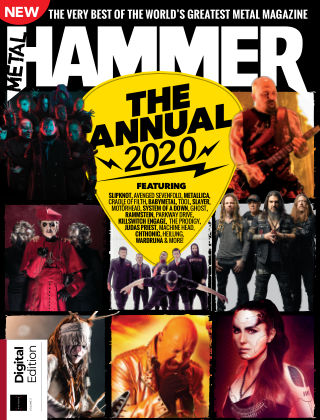 The Metal Hammer Annual 2020 Edition