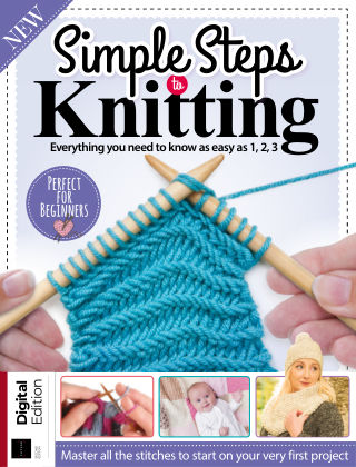 Simple Steps to Knitting 2nd Edition