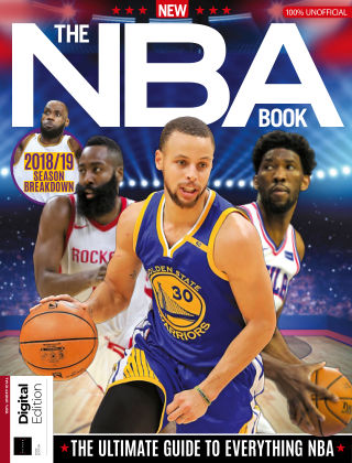 The NBA Book 1st Edition
