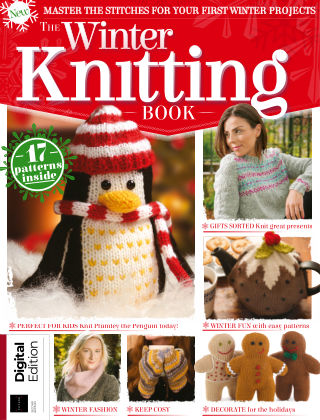 The Winter Knitting Book 2nd Edition