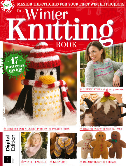 The Winter Knitting Book