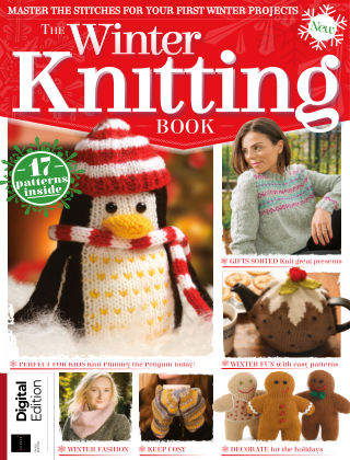 The Winter Knitting Book Third Edition