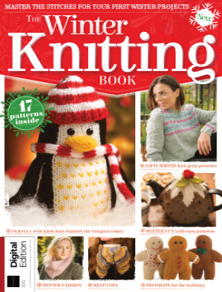The Winter Knitting Book Fourth Edition