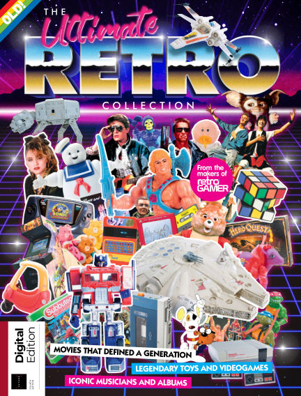 Ultimate Retro Collection December 23, 2018 00:00