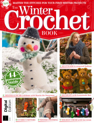 The Winter Crochet Book 2nd Edition