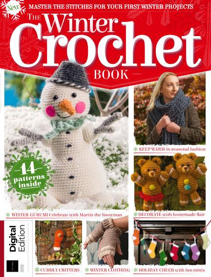 The Winter Crochet Book December 24, 2018 00:00