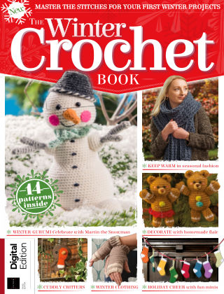 The Winter Crochet Book 3rd Edition