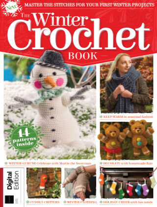 The Winter Crochet Book Fourth Edition