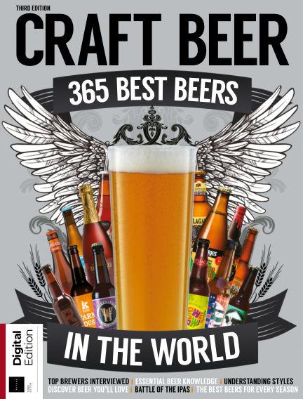 Craft Beer: 365 Best Beers in the World December 25, 2018 00:00