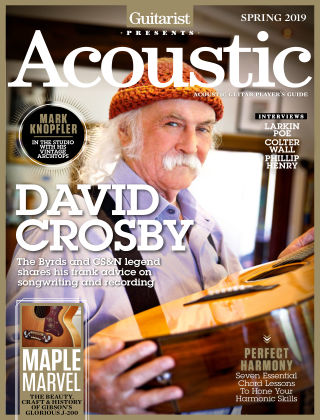 Guitarist Presents Acoustic Winter 2018