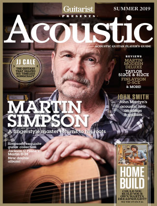 Guitarist Presents Acoustic Summer 2019