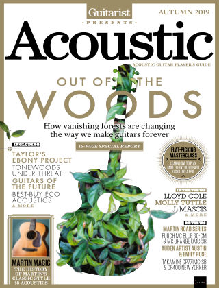 Guitarist Presents Acoustic Autumn 2019