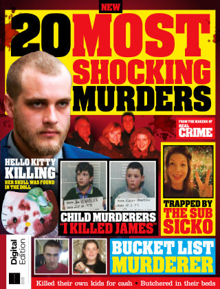 Real Crime: 20 Most Shocking Murders Second Edition