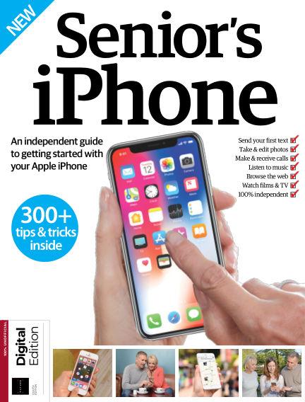 Senior's iPhone