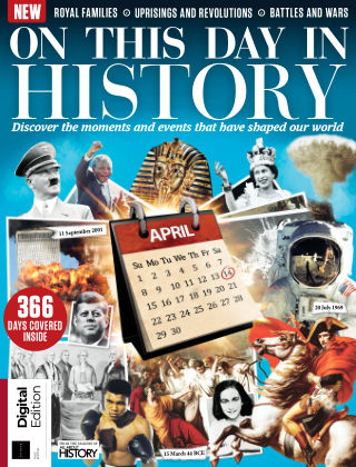 All About History - On This Day In History First Edition