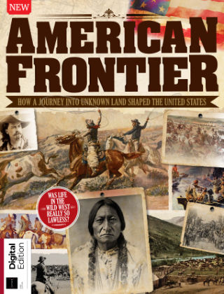 All About History - Book of the American Frontier 1st Edition