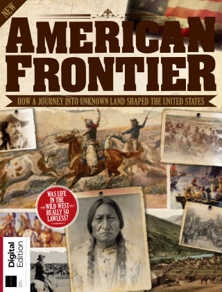 All About History - Book of the American Frontier Third Edition