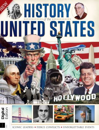 All About History - Book of the United States 3rd Edition