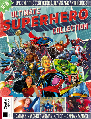 Ultimate Superhero Collection 1st Edition
