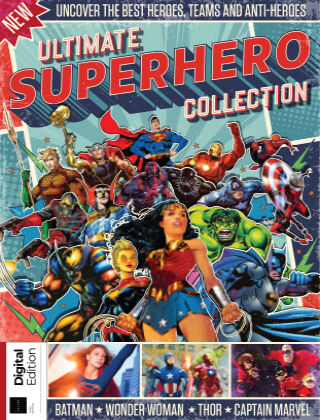 Ultimate Superhero Collection Third Edition