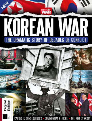 History of War - Korean War 1st Edition