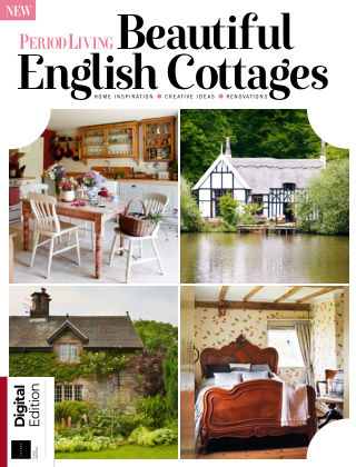 Period Living - Beautiful English Cottages 3rd Edition