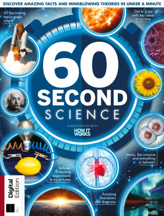 How it Works: 60 Second Science 1st Edition