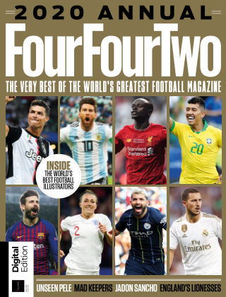 FourFourTwo Annual 2020 Edition