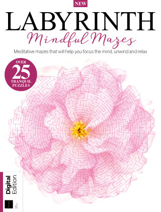 Labyrinth Mindful Mazes 1st Edition