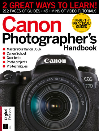 Canon Photographer's Handbook 3rd Edition
