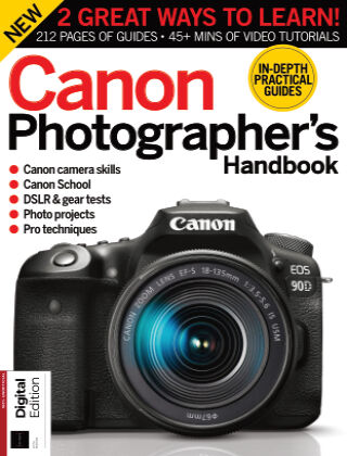 Canon Photographer's Handbook Fifth Edition
