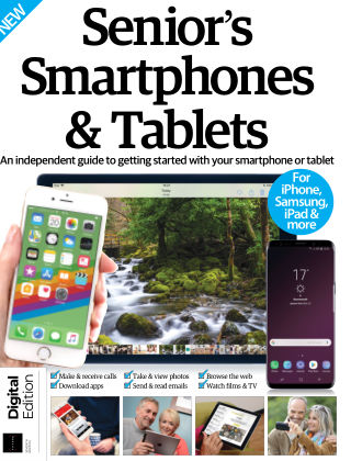 Senior's Edition Smartphones & Tablets Seventh Edition